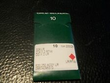 Singer 132K6 Needles 216X1 Size 25/200 LEATHER POINT  1 pack 10 needle
