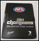 2014 AFL SELECT COMPLETE SET OF 220 COMMON CARDS + ALBUM - RRP $49.95 NEW