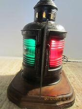 Vintage, Brass Port & Starboard Running Light