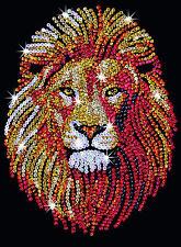 SEQUIN arte lion Craft Kit Per KSG sa1207