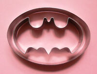 Batman logo comics pastry baking cookie cutter metal stainless steel set