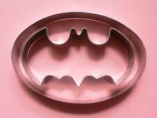 Batman logo comics pastry baking cookie cutter metal stainless steel set