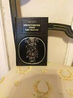 Pierre Ivanov : Découverte Chez Les Mayas  –Bibliothèque des Grandes Enigmes TBE