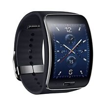 Samsung Galaxy Gear S SM-R750A Black 4GB Unlocked/GSM Only Smart Watch Excellent