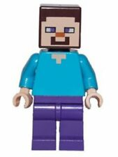 Lego Minecraft Minifig Steve MOJANG CREEPER 21115 21126