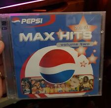 Pepsi Max Hits - Volume Two -  MUSIC CD -FREE POST