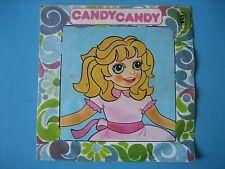 """SIGLA TV """" Candy candy """" 45gg NON ORIGINALE - NUOVO di MAGAZZINO"""