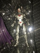 """DC ICONS UNIVERSE REBIRTH 7 PACK 6"""" ACTION FIGURE CYBORG LOOSE JUSTICE LEAGUE"""