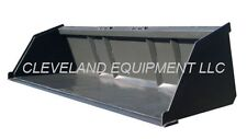 "NEW 78"" BULK MATERIAL UTILITY BUCKET Skid-Steer Loader Tractor Attachment 1 YARD"
