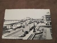 1960s Sussex postcard - Marine parade & Pier - Worthing