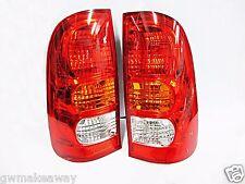 Rear Tail Light Lamp Pair Toyota Hilux Vigo Mk6 2005-2011