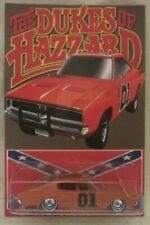 Hot Wheels CUSTOM '67 DODGE CHARGER General Lee The Dukes of Hazzard Real Riders