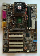 Abit SL6 Motherboard with Pentium III 1GHz SL4C8 CPU and 512MB RAM - Test OK!