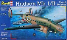 KIT REVELL 1:72 DA MONTARE AEREO HUDSON MK I/II ART 04838