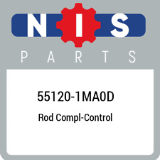 55120-1MA0D Nissan Rod compl-control 551201MA0D, New Genuine OEM Part