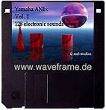 Sound-Set Yamaha AN1x Volumen1 Midisounds waveframe TOPsounds,Roland,Waldorf,EMU