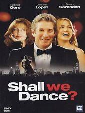 DvD SHALL WE DANCE?  ....... NUOVO