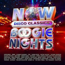 More details for now boogie nights - disco classics - abba [cd] sent sameday*