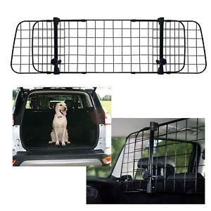 fits Ssangyong Rodius 2005-2017 Car Headrest Black Mesh Dog Guard by UKB4C