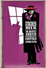 Stacked Deck: Greatest Joker Stories Ever Told (Deluxe Leather-bound Series)