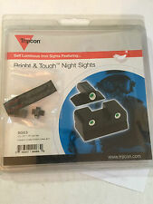 Trijicon Night sights, model SG03 for Sig 357 / 45