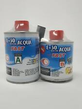 PROCHIMA FE034FG320 E 30 Fast A+B, Resina Epossidica Trasparente, 320 gr (E8G)
