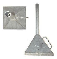 Eisenständer Metallständer Schirmständer Standfuss Metall Ständer Sonnenschirm
