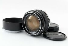 Olympus OM System Zuiko Auto-S 50mm f/1.4 MF Lens Japan e [Exc+++]