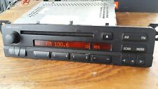 BMW BUSINESS CD RDS Radio player Blaupunkt 3 series E46 M3 Convertible ALPINA