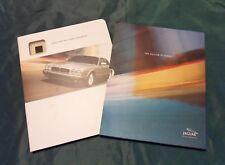 Jaguar XJ8 Brochure. Jaguar X308 HC11 Microchip Brochure. Jaguar XJ Brochure