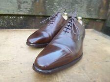 CHEANEY Oxford Hombre Zapatos – MARRÓN – UK 10 – Excelentes Condiciones