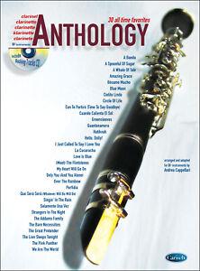Anthology Clarinet Vol. 1 - Clarinette - Recueil + CD