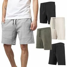 Urban Classics Men's Sweatshorts Shorts Sport Pants Fitness Interlock