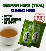 20 Tea bags German Herb Slimming Tea diet weight loss, Fit detox laxative/UK