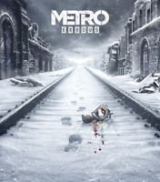 Metro Exodus PC Multilanguage [Account] Epic Game Launcher