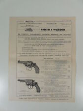 C. Ravizza & C. gia' fabbrica bresciana di armi. Smith & Wesson