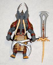 Four Horsemen Seventh Kingdom Ramathorr Grey Elephant 7th Kingdom Mythic Legions