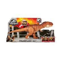 Jurassic World 2 Fallen Kingdom Thrash 'N Throw Tyrannosaurus Rex Roaring T-Rex