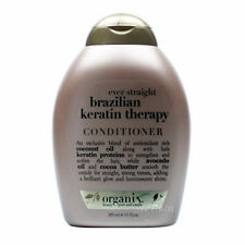 Organix Ever Straight Brazilian Keratin Therapy Conditioner 13 fl oz/385ml