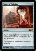 CHOKING SANDS Mirage COMMON; played Excellent condition x4 Details about  /MTG