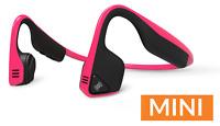AfterShokz Trekz Titanium Mini Bone Conduction Wireless Headphones Pink New