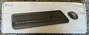 New Microsoft Desktop 2000 M7J-00001 Wireless Keyboard