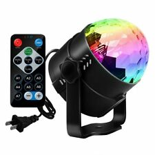 Disco Ball Strobe Light for Festival Bar Club Party Outdoor (with Remote)