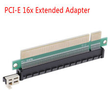 PCI-E 16x Male to Female riser extended adapter for 1U 2U 3U IPC chassES