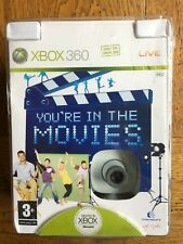You're in the Movies inc camera (slight damage to outer box) - Xbox 360 New!