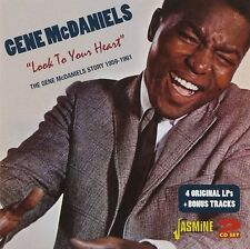 Geni McDaniels-look to your heart 2 CD NUOVO