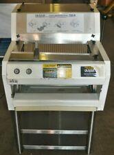 Oliver 732-N Bread Slicer Commercial Counter Top 1/2� blades Front Load 1Ph 115V