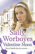 Valentine Moon by Sally Worboyes, Book, New (Paperback)