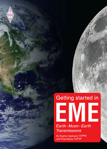 Getting started in EME - Earth Moon Earth transmissions - Ham Amateur Radio book