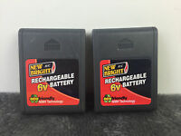 2x 6V Battery New Bright Remote R/C Rechargeable Battery 6 V NiMH